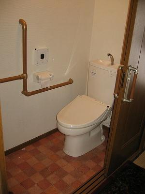 押入をトイレへ変更2